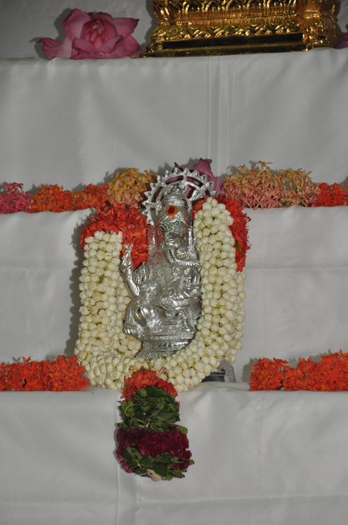 Harshavardhini's Arangetram in Paavai Nrithyalaya