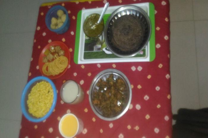 Nursery Children Exposure to heritage food