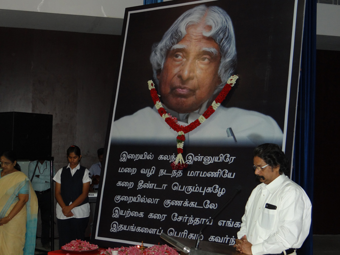 Tribute to our beloved Dr.kalam
