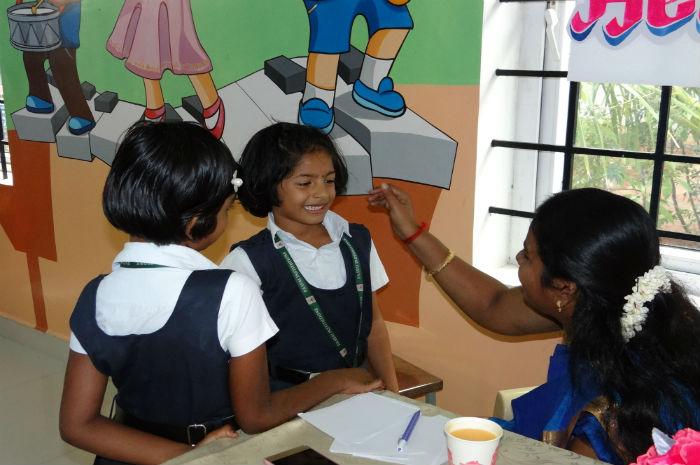 Nursery Students Health Checkup & Awareness