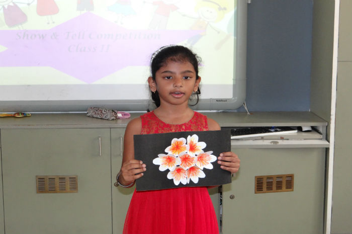 Paavai Primary Talk Show with Display – Part III