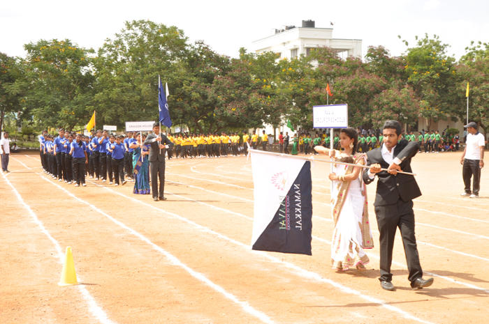 Sports Day 2015- Part I