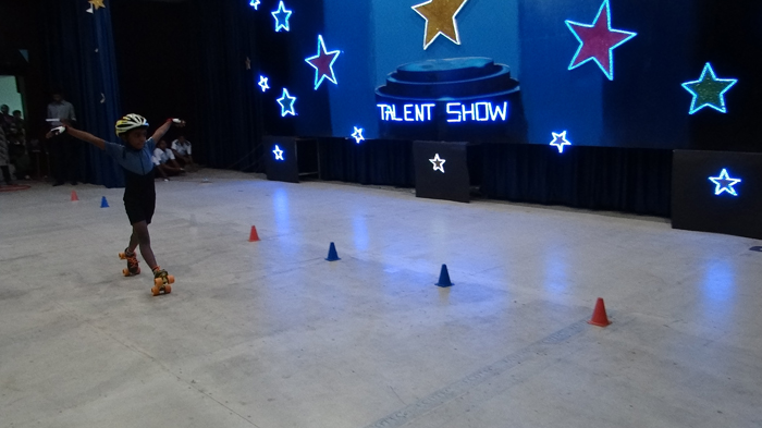 Talent Show Jan 2016