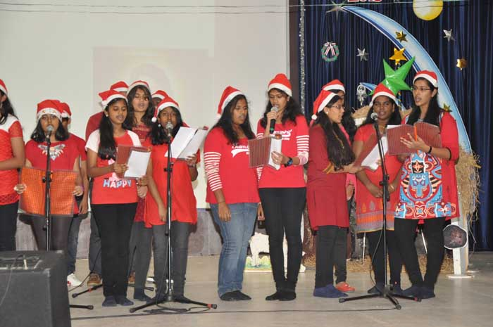 Christmas Day Celebration 2015