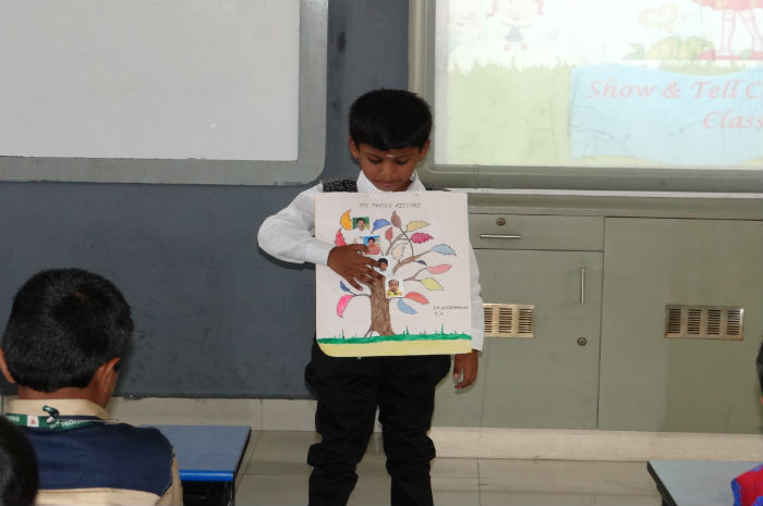 Paavai Primary Talk Show with Display Part – II