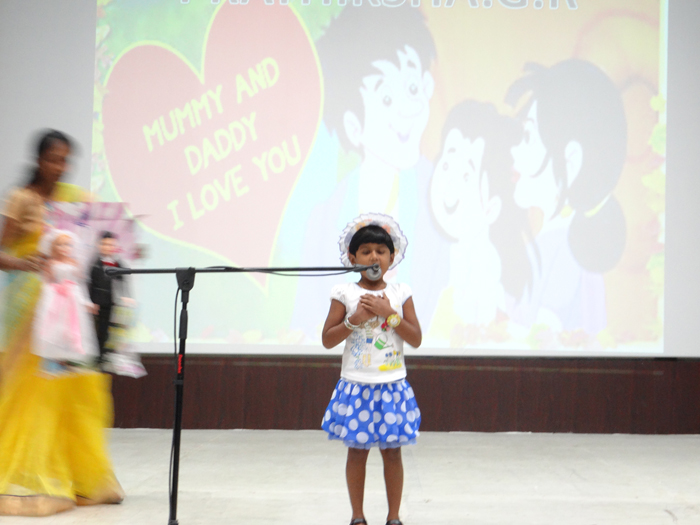 Nursery Rhymes Competition 2015