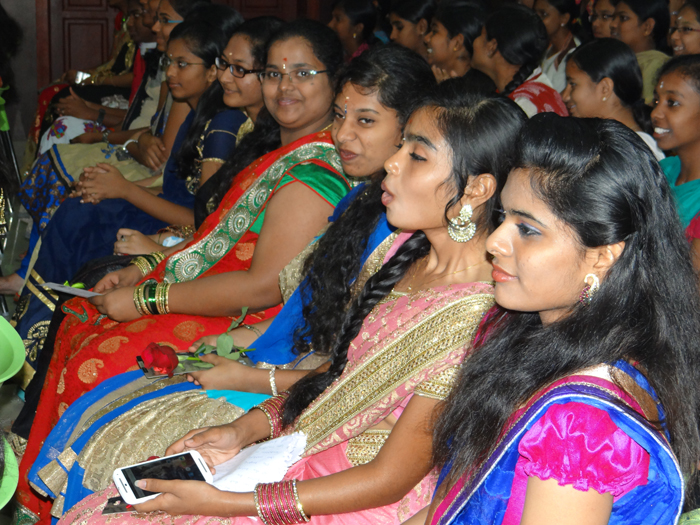 Farewell for class XII