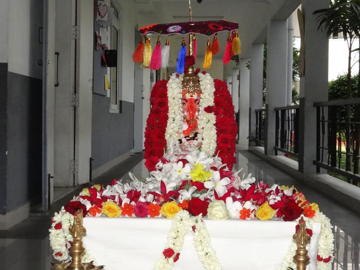 Ganesh Chathurthi 17.09.2015