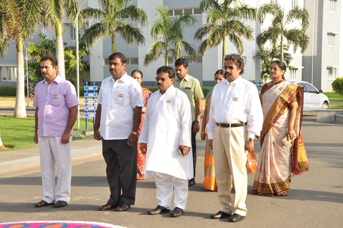School Independence Day Celebration 2015