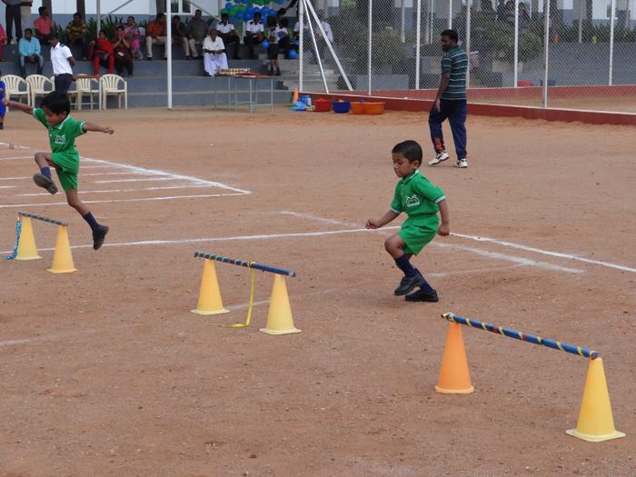 Nursery Sports 2016 -Part I