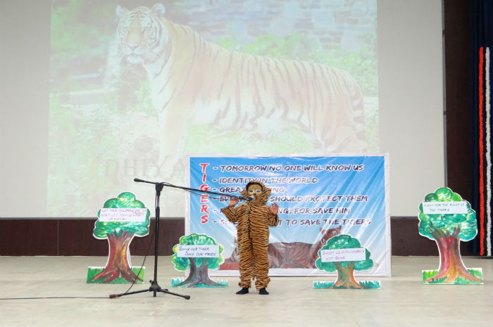 Nursery Rhymes Competition 2016 – Part II
