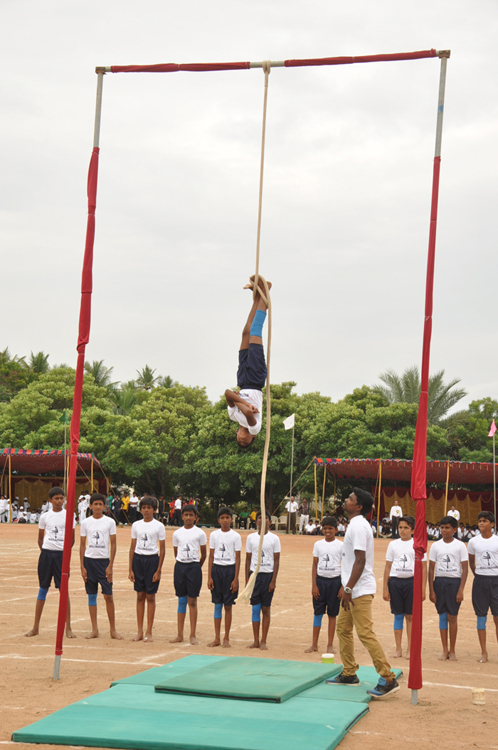 Annual Sports Day 2016 – Part I