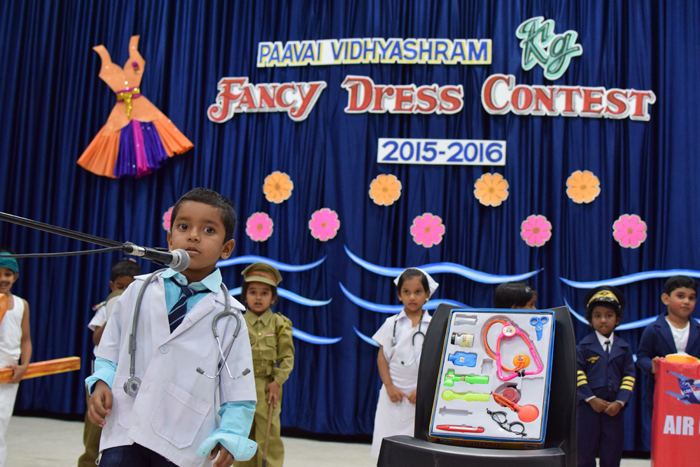 Nursery Fancy Dress Competition 2016