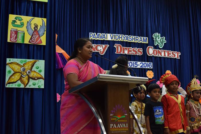 Nursery Fancy Dress Competition 2016