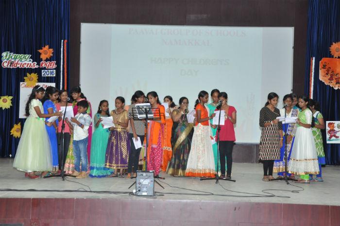Childrens Day Celebration 2016