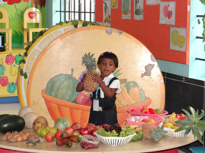 Fruits & Vegetable Day