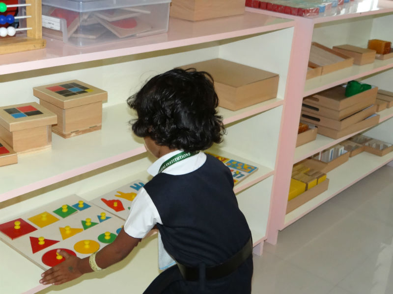 Nursery Hygiene and Orderliness
