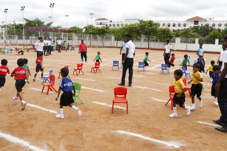KG Sports Day 2017