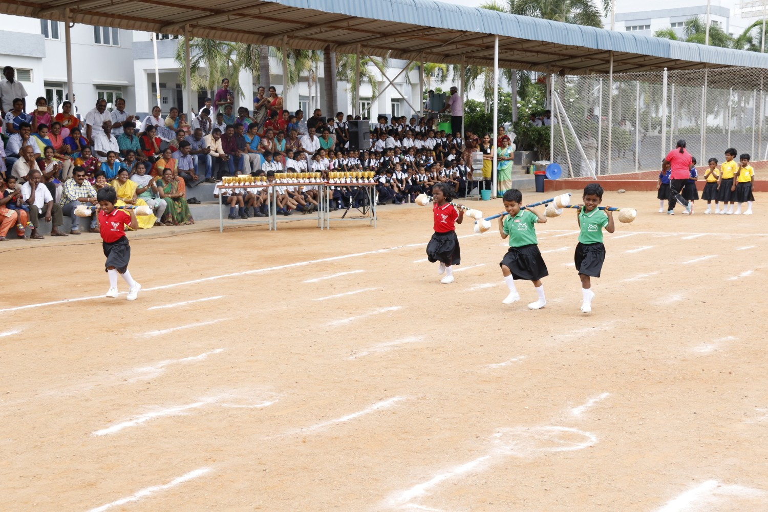 KG Sports Day 2017