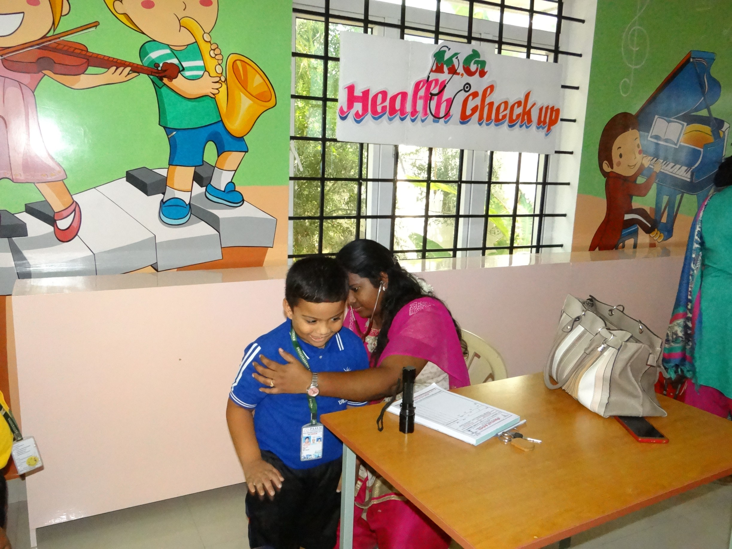 Medical Classes for Nursery