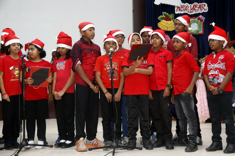 Christmas Day Celebration 2017