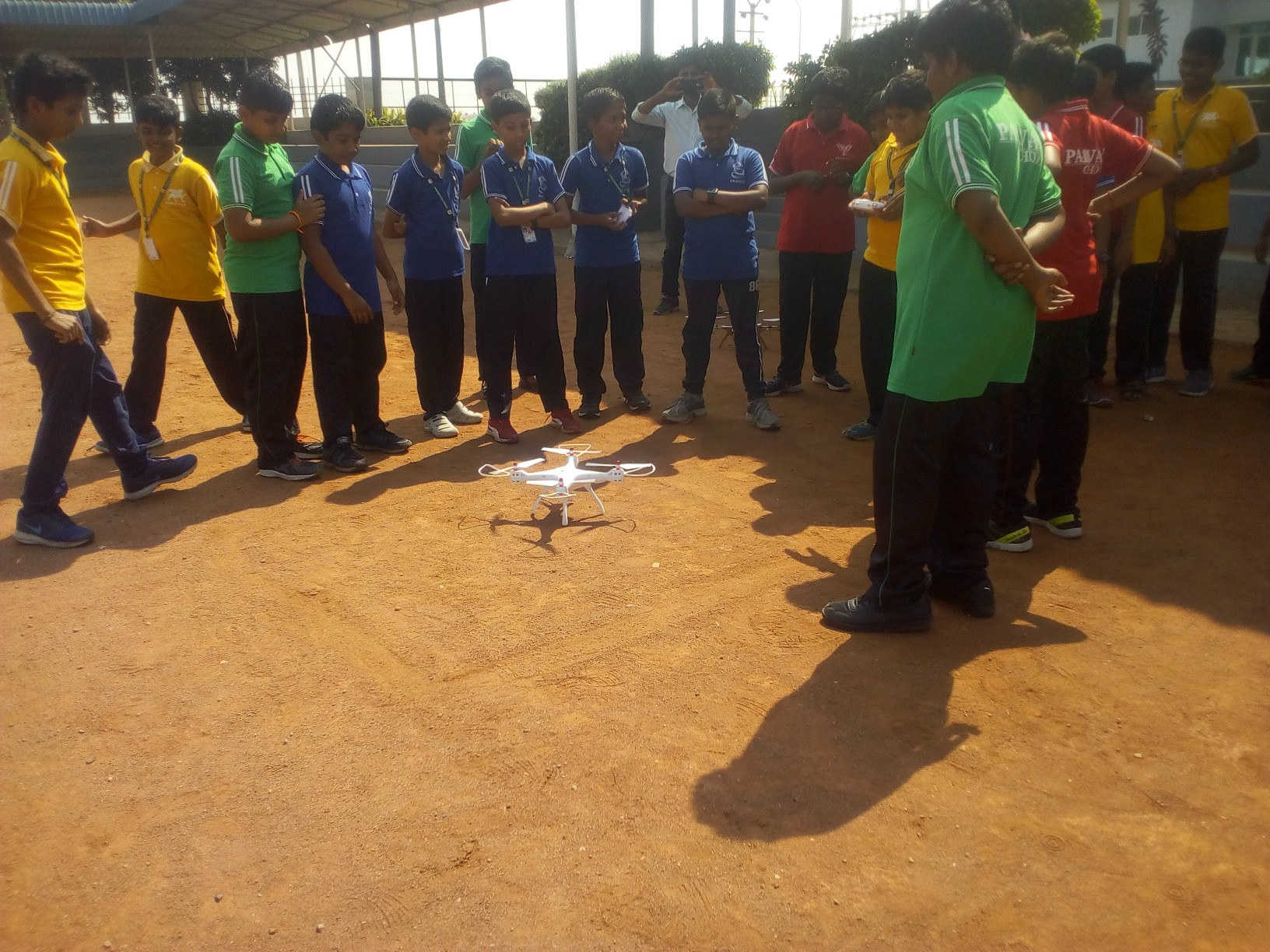 DRONE WORKSHOP 2018