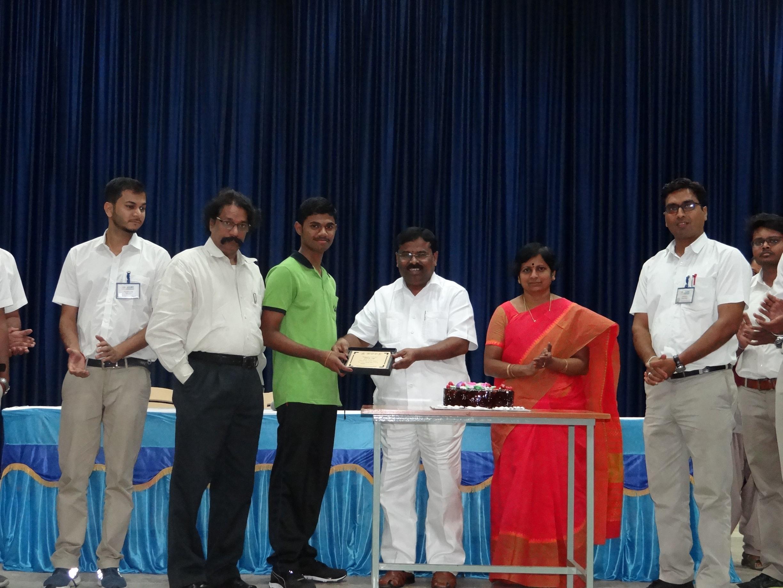 KVPY achievement