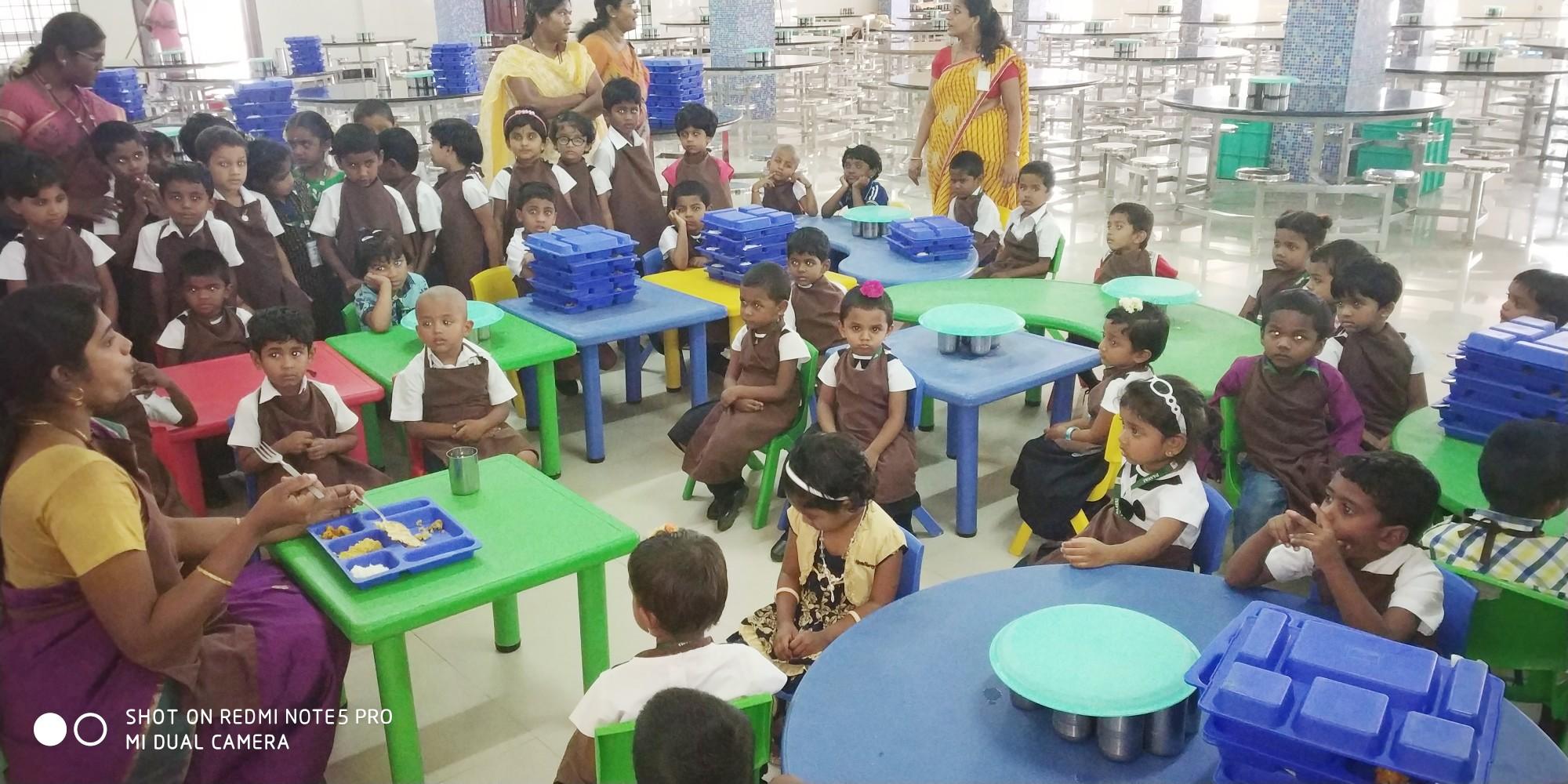 Nursery- Personal Hygiene Class