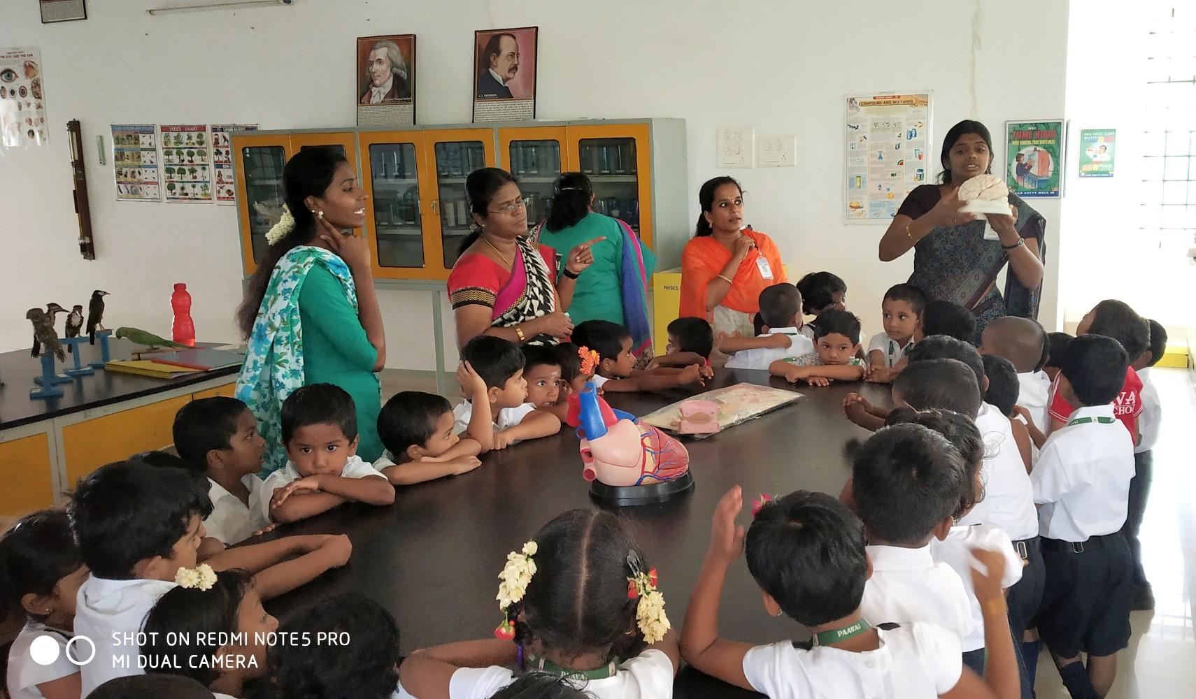 Nursery Campus Visit