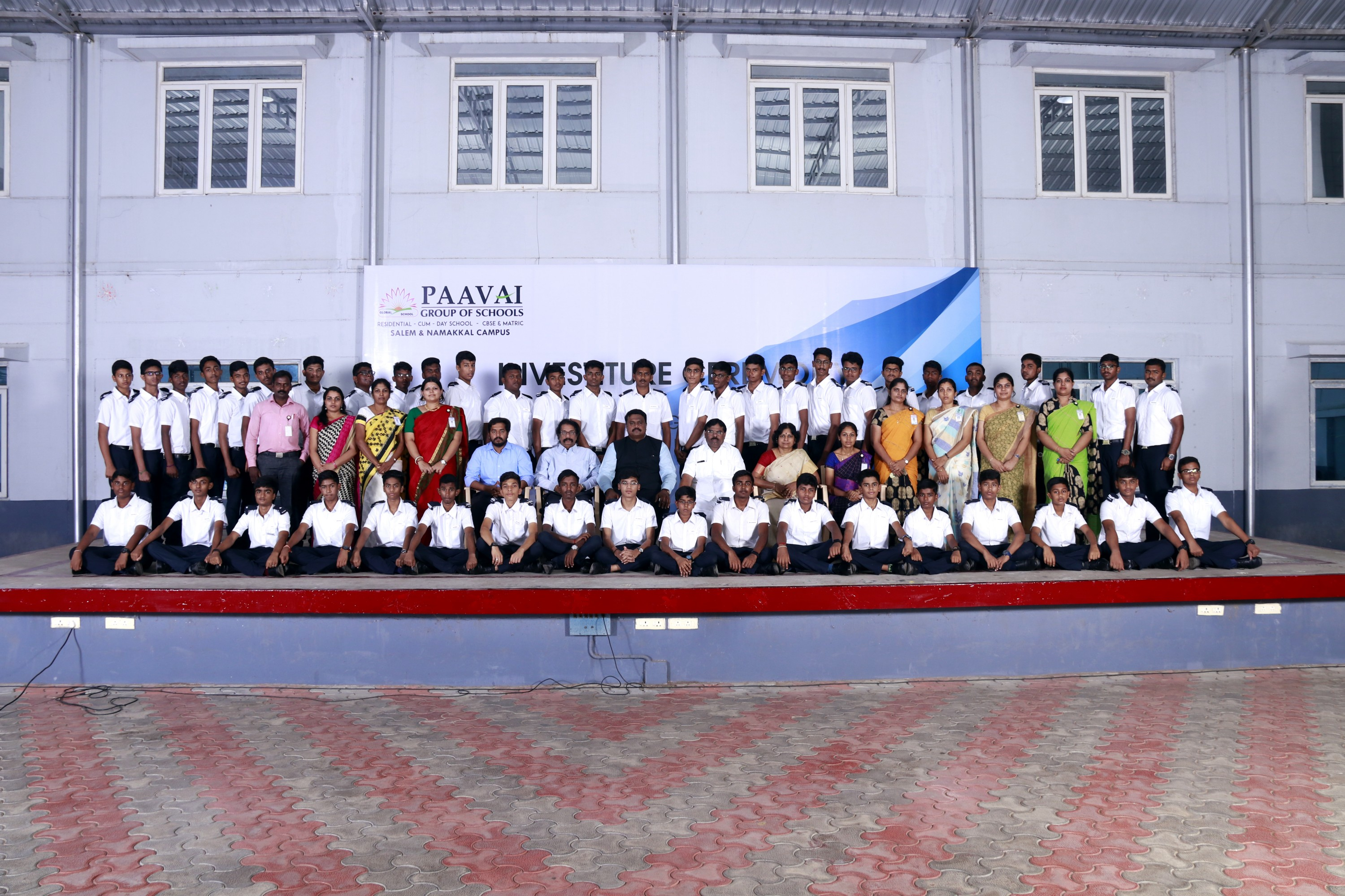 Investiture ceremony – 25.07.2018