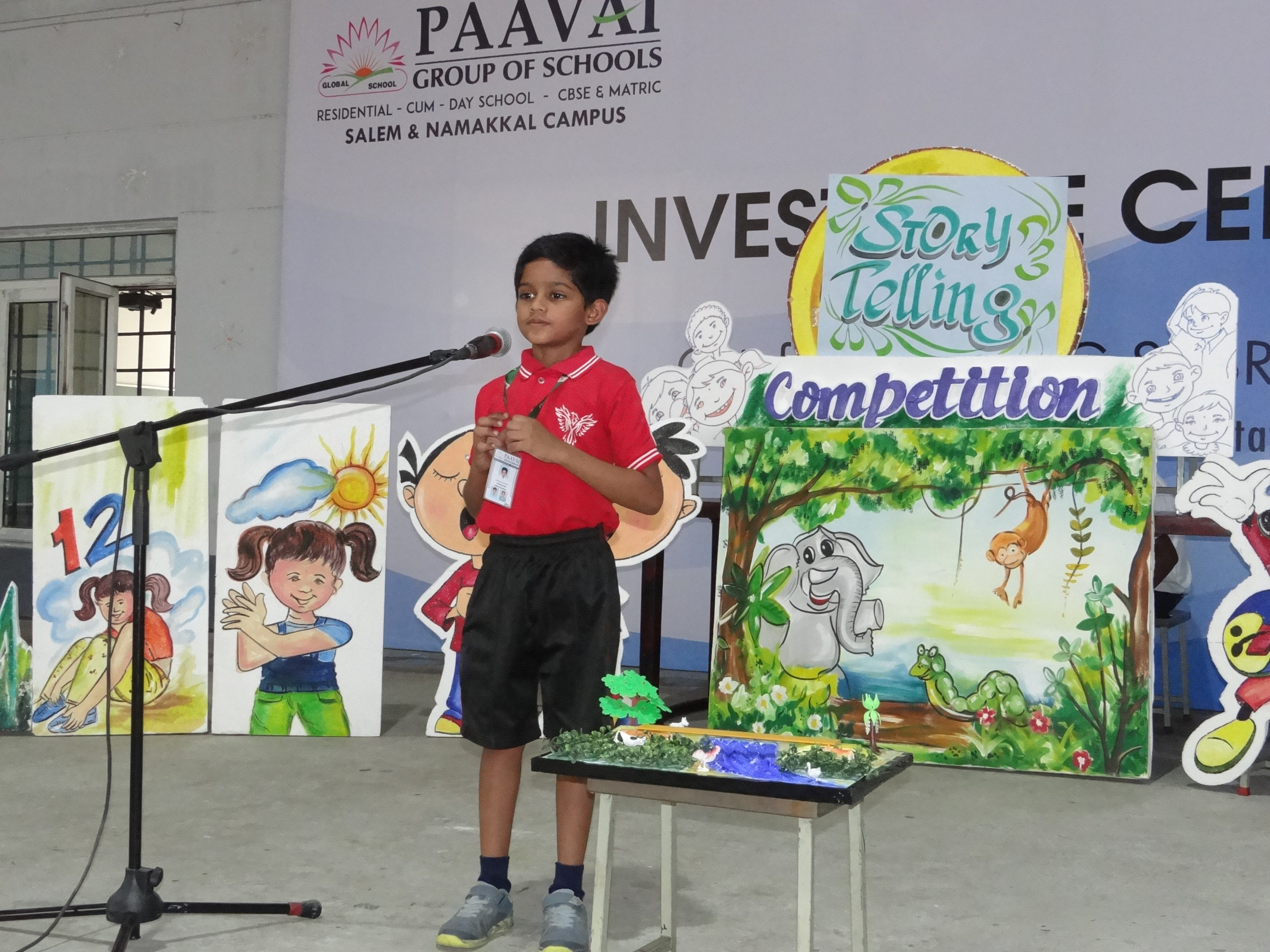 Story Telling Competition