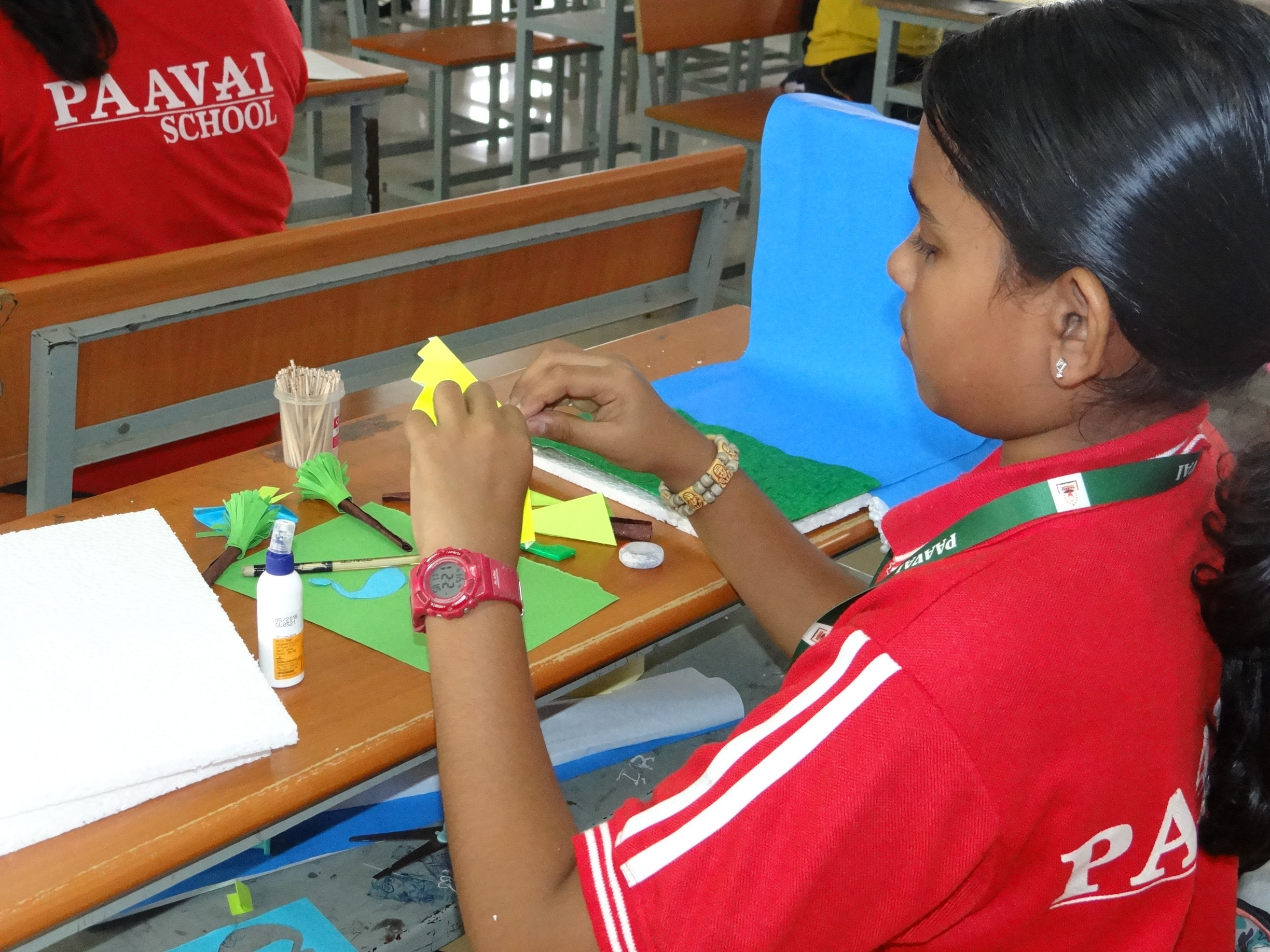 Art & Craft Competition