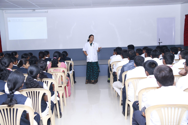 Orientation Program for Class XI