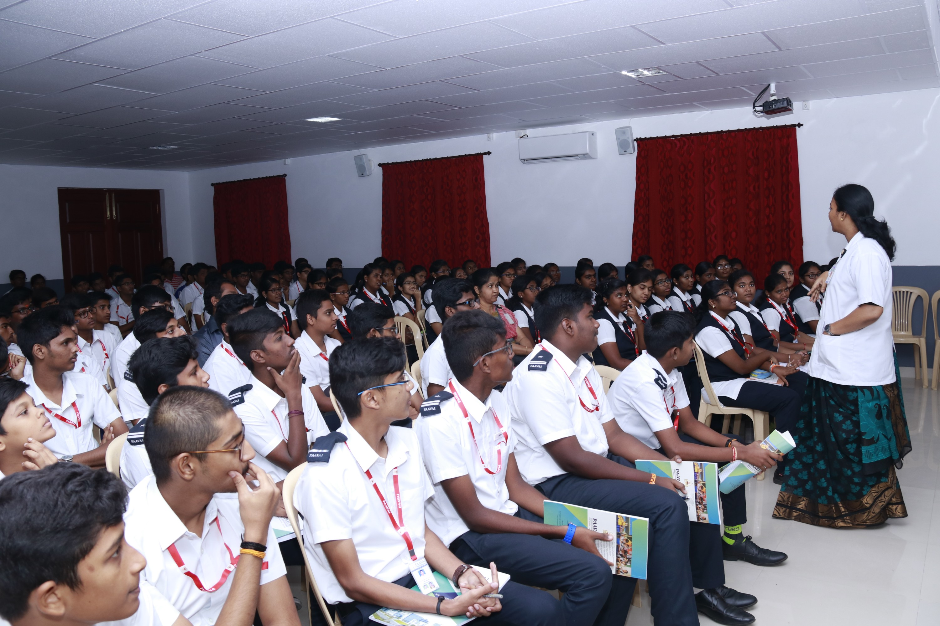 Orientation Program for Class XI