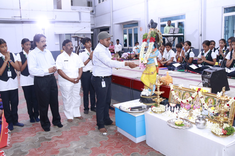 Krishna Jeyanthi – 2018