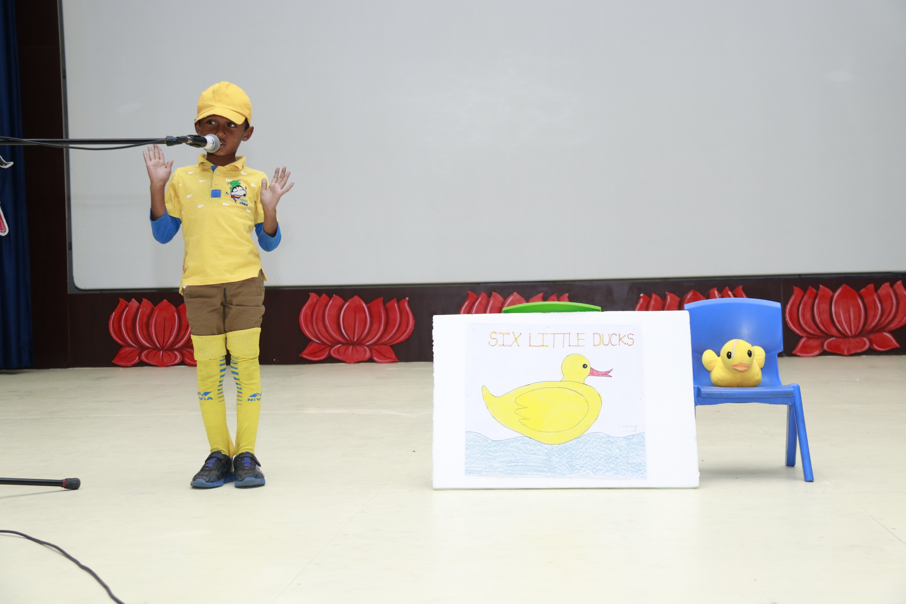 rhymes competition