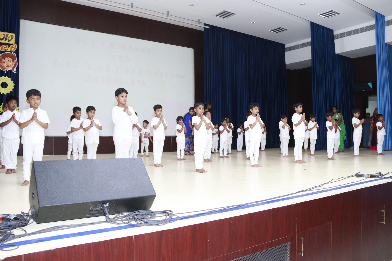 KG Talent Show