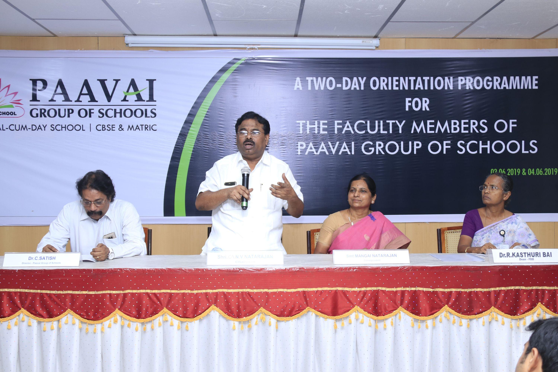 Orientation program'19