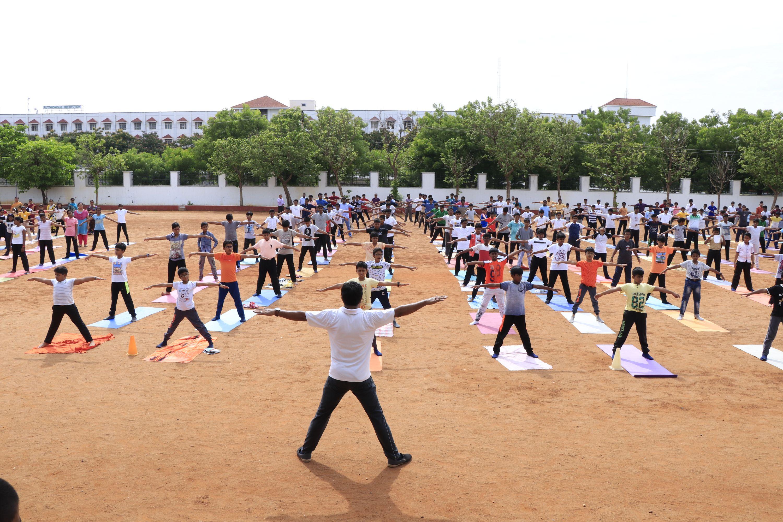 Yoga Day – 2019