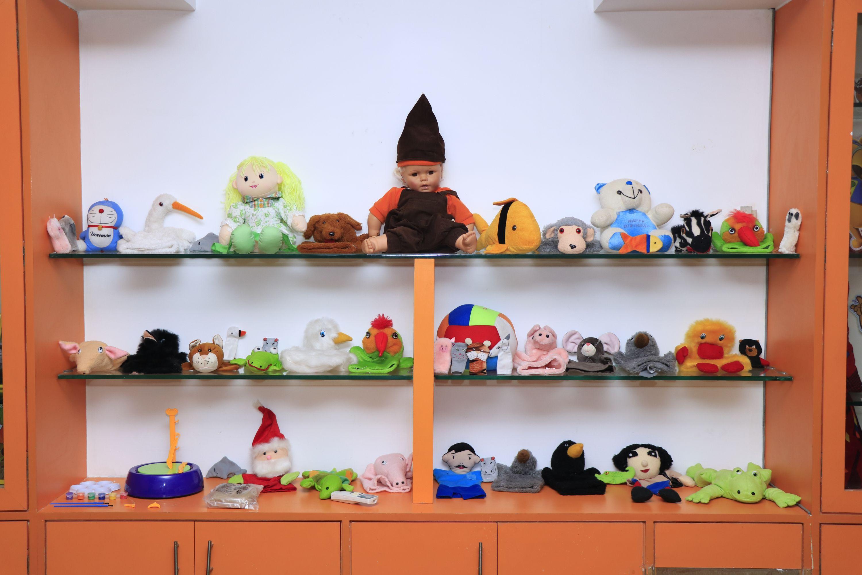 Creative Corner For Kids