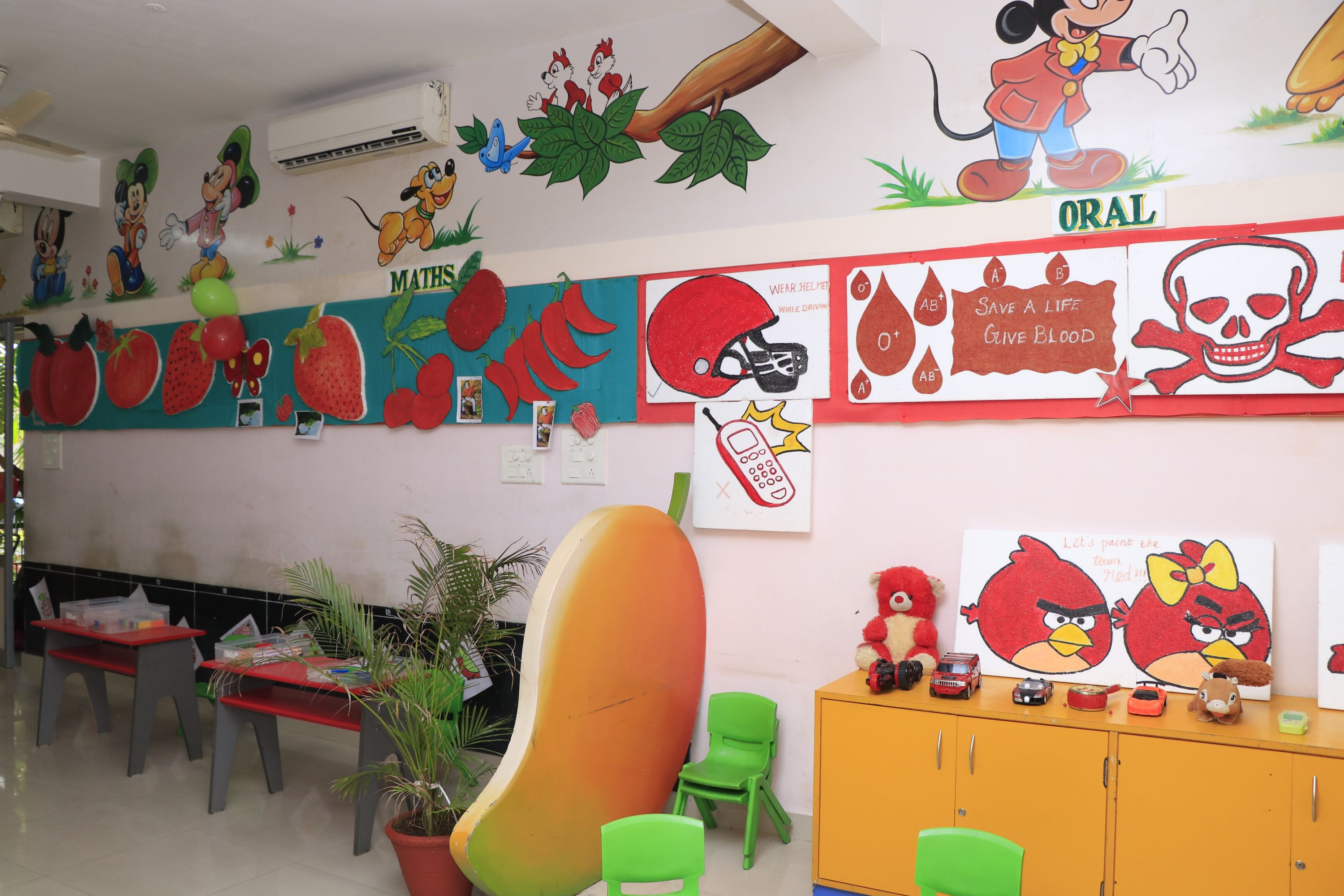 Creative Corner For Kids