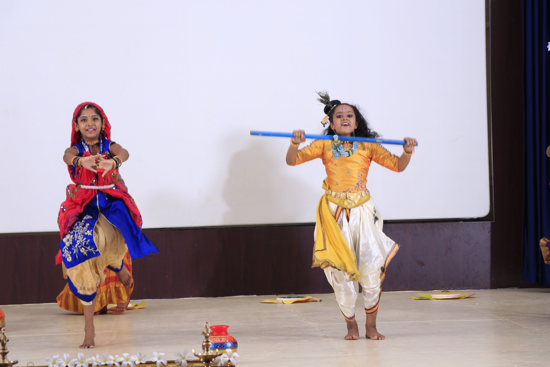 Krishna Jayanthi Celebration