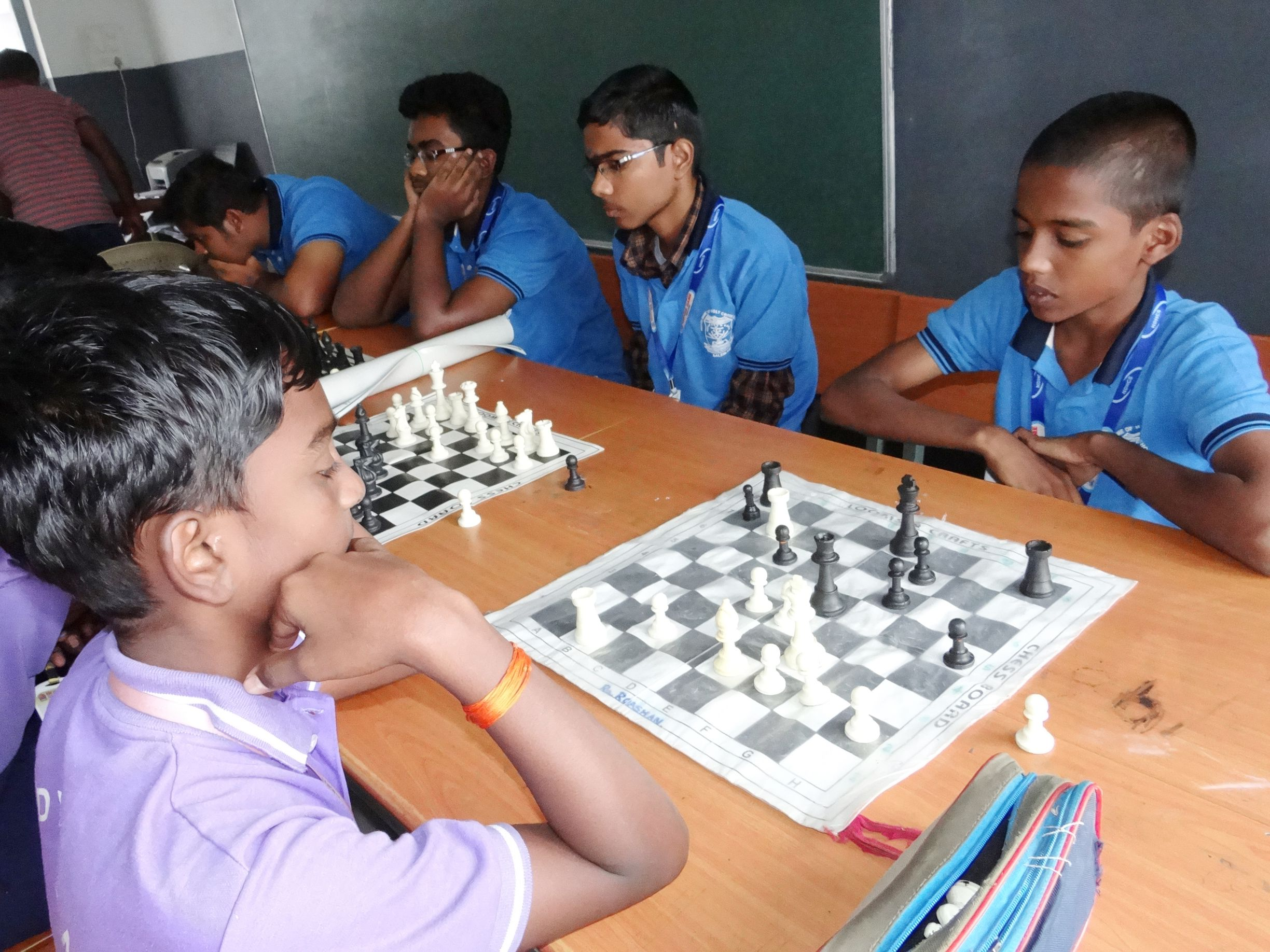 Chess Competition 2019