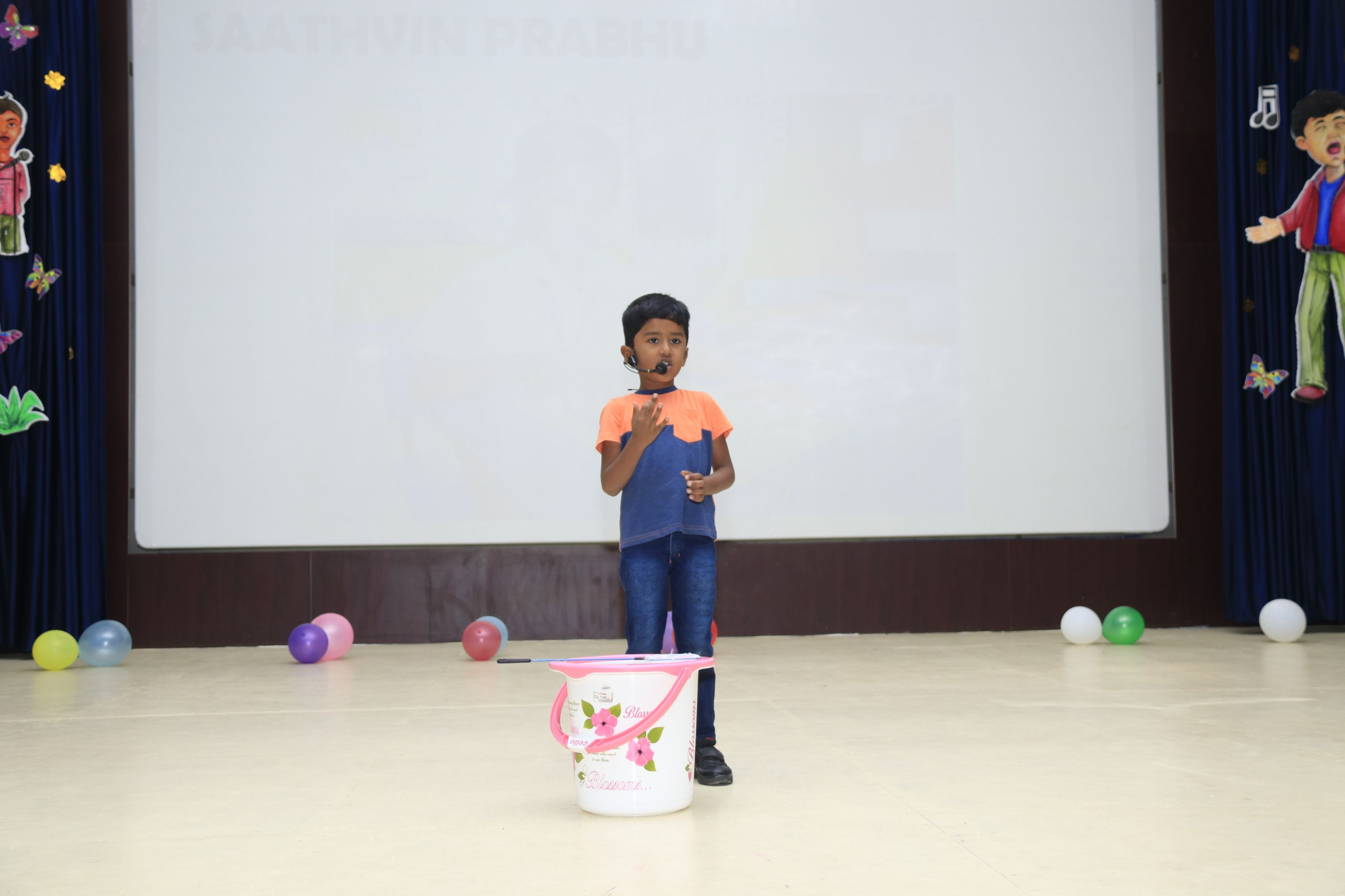 Rhymes Competition : Part II -16.11.2019