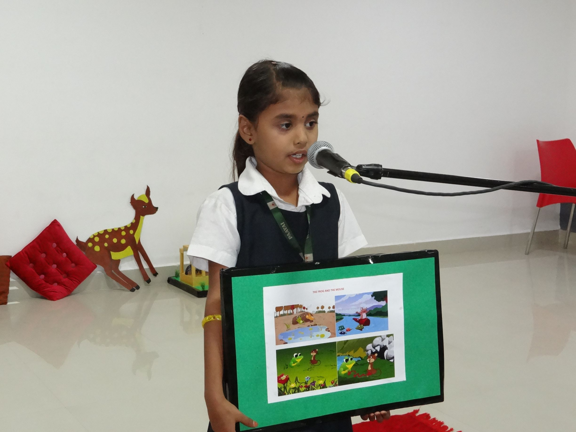 Show and Tell Competition 2019