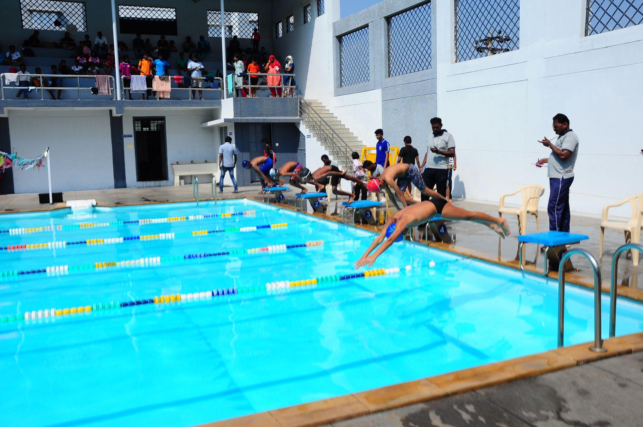 Swimming Meet 2020