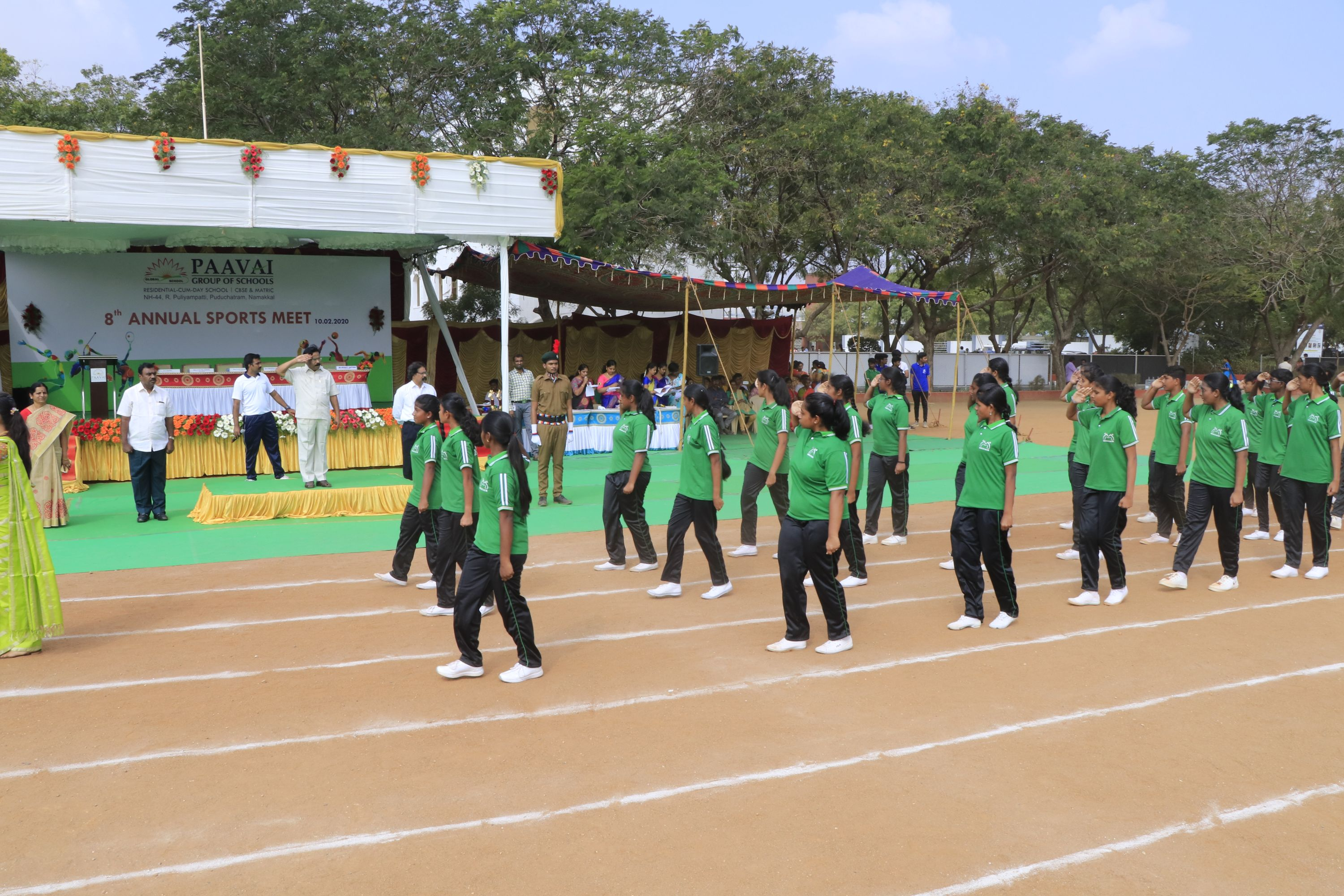 Sports day'20