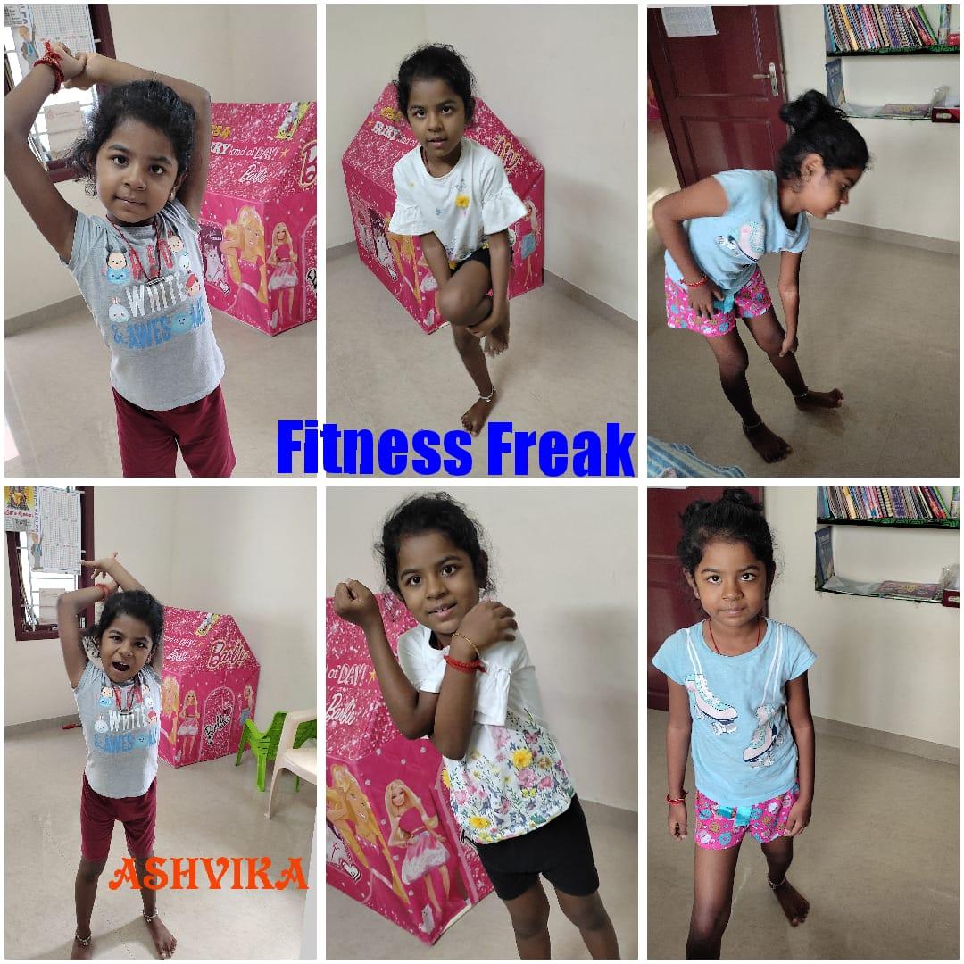 Fitness Freak Class – III