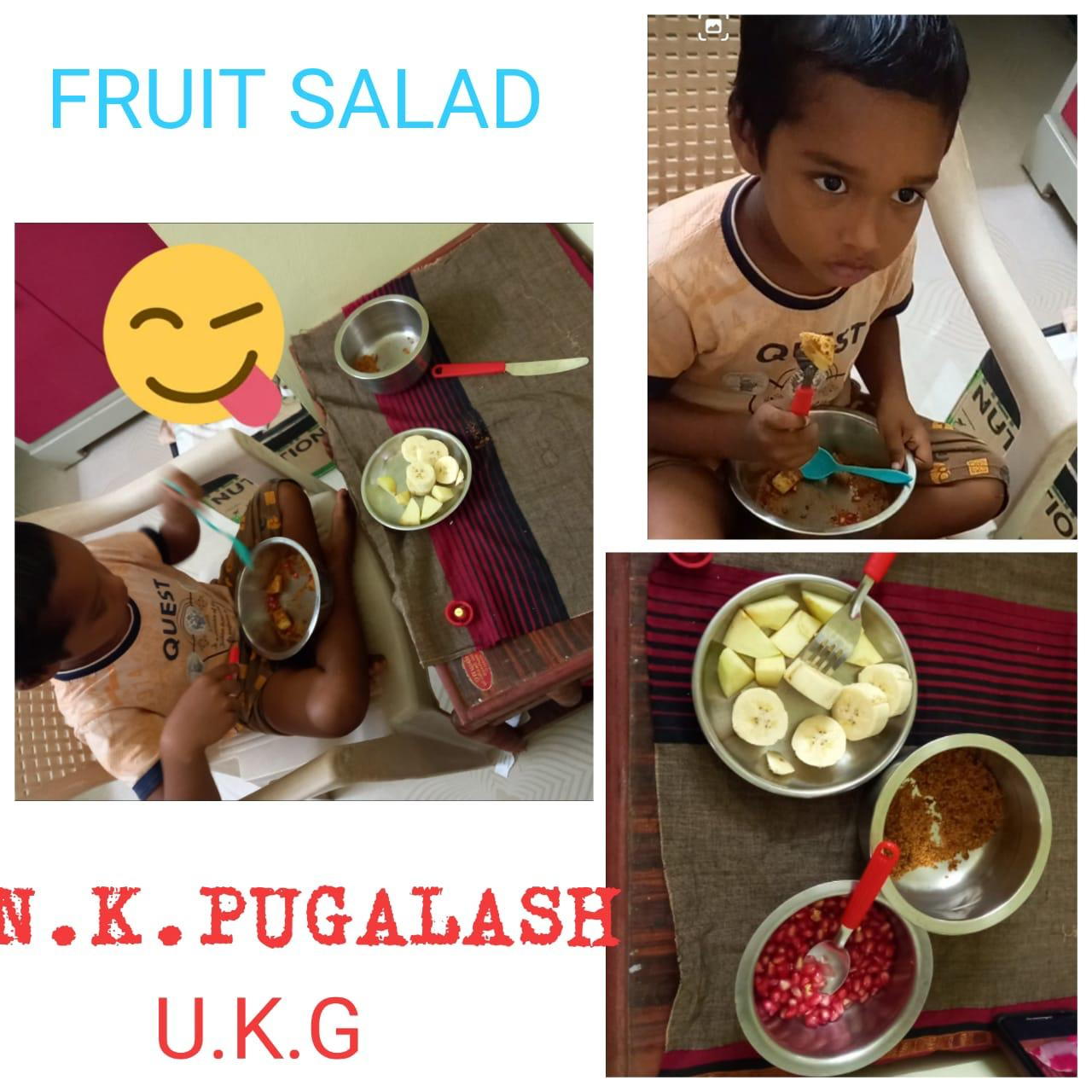 Fruit Salad – UKG