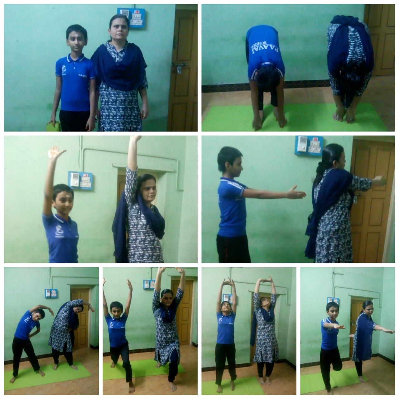 Fitness Freak Class – V